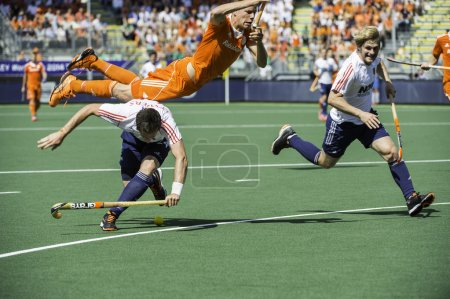 Semifinals Netherlands vs England