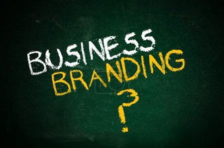 Busiess branding