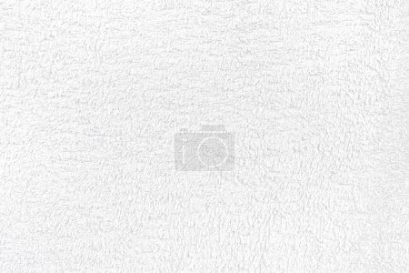Photo for Towel texture. Vintage white towel texture. - Royalty Free Image
