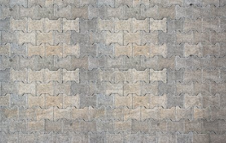 Brick pavement tile