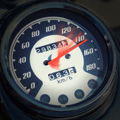 Motocykl rychloměr