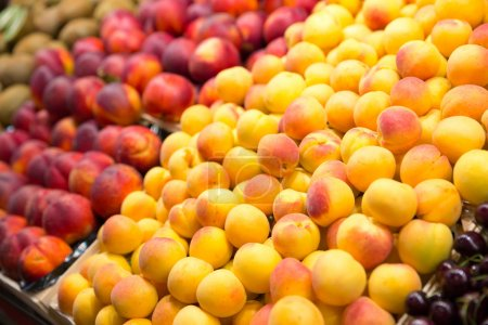 Photo for Fresh fruits in local market - Royalty Free Image