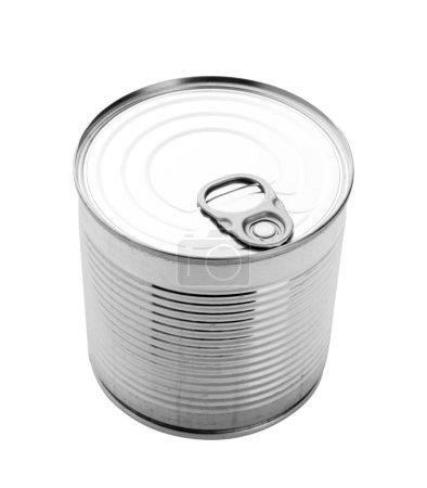 Metallic tin.