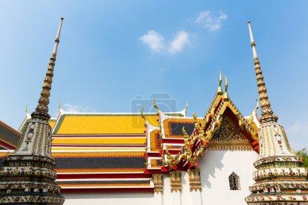 Wat Phra Chetupon Temple