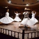 Photo of dervish ceremony, Turkey...