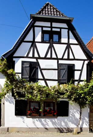 Photo for The house in German style - Royalty Free Image