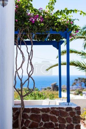île de Santorini, Grèce