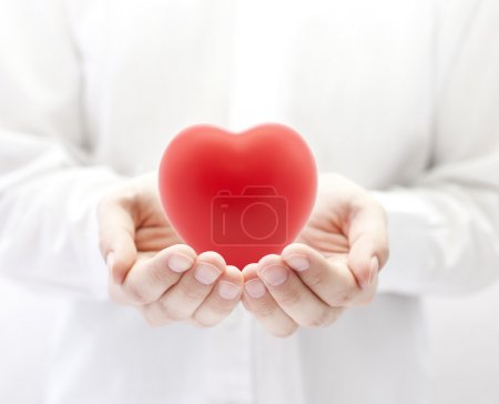 Photo for Health insurance or love concept - Royalty Free Image
