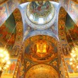Interior of the Church of the Savior on Spilled Bl...