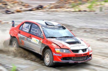 Rally Southern Ural 2012