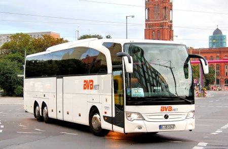 Mercedes-benz travego d'o580-16rhd