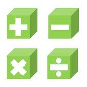 Постер Математические символы