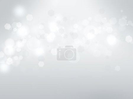 Photo for Abstract background with a white light blur - Royalty Free Image
