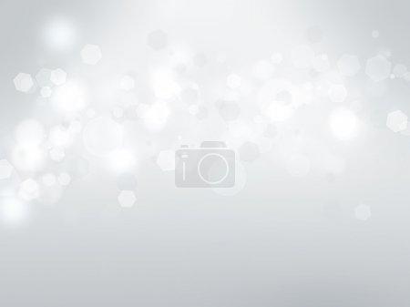 Foto de Fondo abstracto con un desenfoque de luz blanca - Imagen libre de derechos