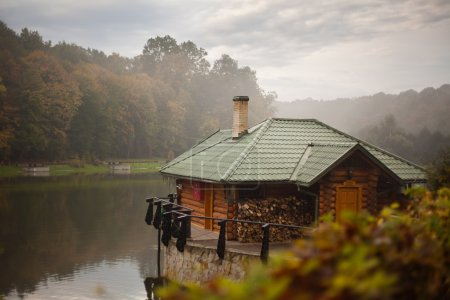 Autumn in the Carpathian Mountains