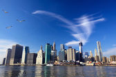 Architecture de Lower Manhattan