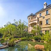 villa residence in china