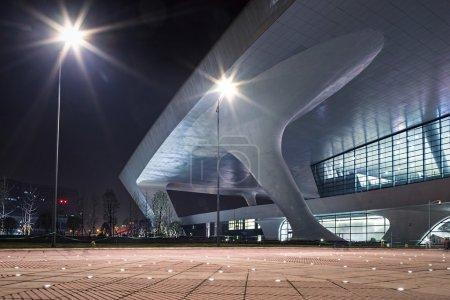 extérieur du bâtiment modern