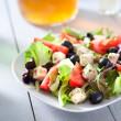 Photo of diet and healthy mediterranean salad...