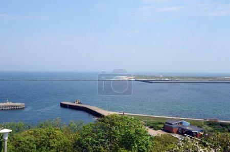 Photo pour Côte de helgoland, une île allemande en mer du Nord - image libre de droit