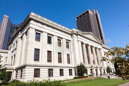 Photo pour Ohio state house et le bâtiment du Capitole - image libre de droit