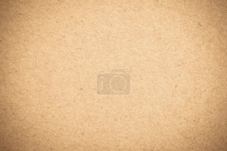 Photo for Sheet of brown paper background texture - Royalty Free Image