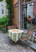 vieille ville café