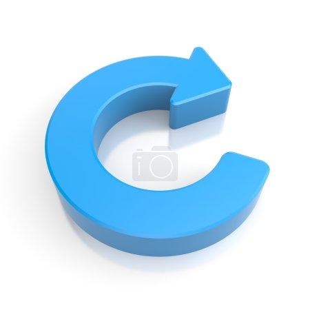 Refresh symbol