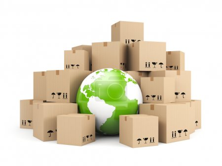 Global delivery concept