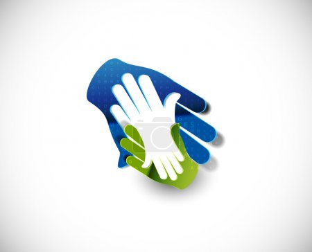 vector deal web icon design element