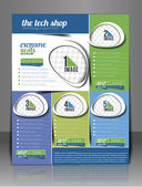 The Tech Shop Flyer