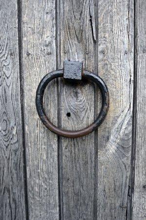Door in Fortress in Olesko