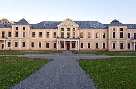 Vishnevets castle