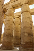 Columns of the Temple of Luxor, Egypt