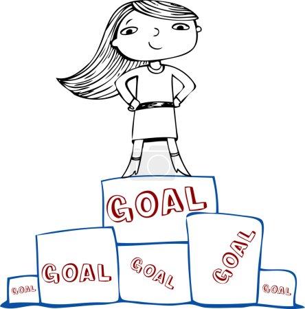Achieve the goal