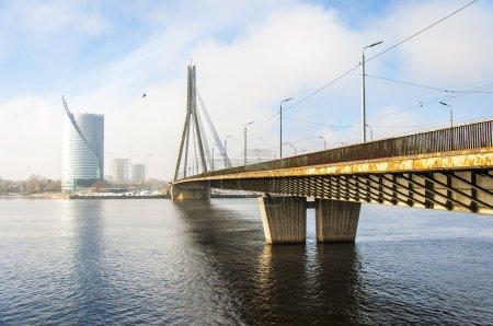Riga Vansu Bridge 01
