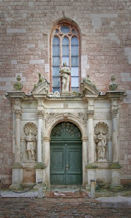 Saint Peters Doorway