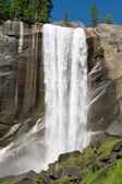 Vodopád v zelené hory