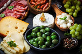 Antipasto and catering platter