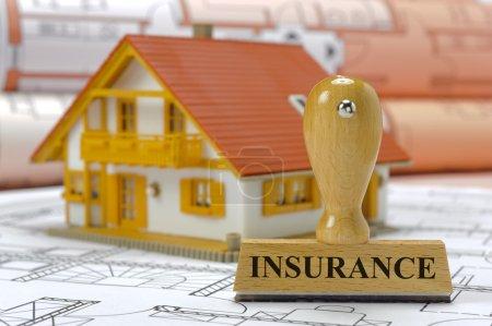Insurance for residential house