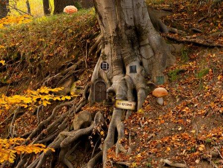 Foto de Antiguo palacete de elf - Imagen libre de derechos