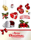 Vánoční prvky kolekce