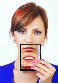 Android hält digitale Geräte