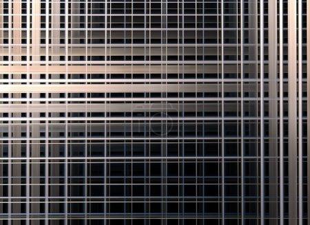 shining steel texture