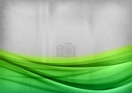 Green abstract