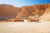 Temple of Queen Hatshepsut in Egypt