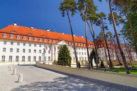 Sofitel Grand Hotel in Sopot, Poland