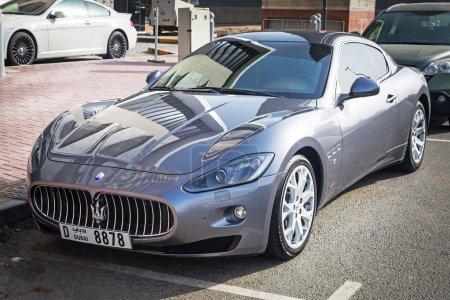 Maserati Gran Turismo car on