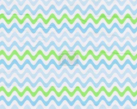abstrakter Zick-Zack-Hintergrund