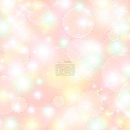 Foto de Fondo de luces abstracto bokeh - Imagen libre de derechos